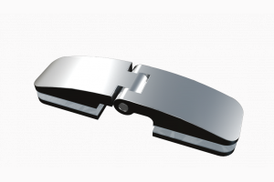 glastür scharnier für dusche mit außenöffnung 90° ART. 800A 800-serie