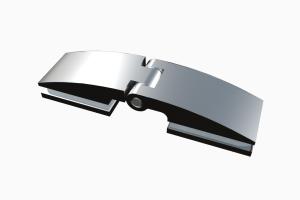 glastür scharnier für dusche mit außenöffnung 90° ART. 800E 800-serie