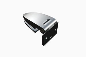 glastür scharnier für dusche mit außenöffnung 90° ART. 801D 800-serie