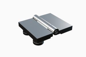 glastür scharnier für dusche mit außenöffnung 180° ART. C0245/6 flat-serie