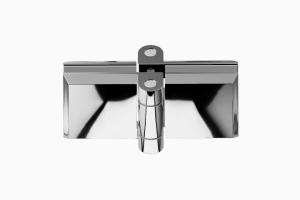 glastür scharnier für dusche mit 360° öffnung, 180° nach innen und aussen ART. C0285 b-fold-serie