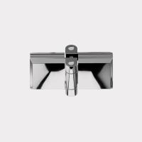 Glastür scharnier für dusche mit 360° öffnung, 180° nach innen und aussen